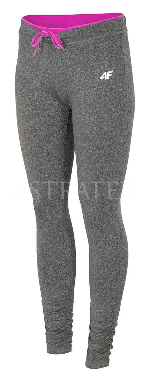 Damskie legginsy sportowe z unikalnym systemem Dry Control