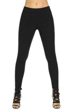 Wyszczuplające modne długie legginsy z efektem push-up