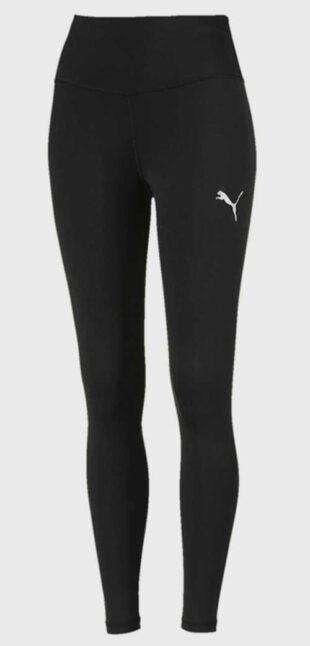 Czarne legginsy Puma Active Leggings