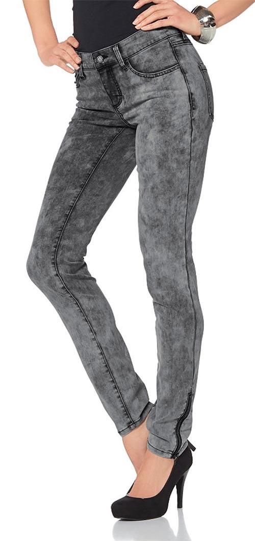 Damskie legginsy do spodni jeansowych
