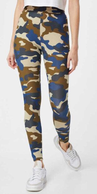 Uniwersalne legginsy damskie o ponadczasowym designie